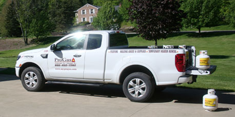 propane cylinder delivery greater pittsburgh